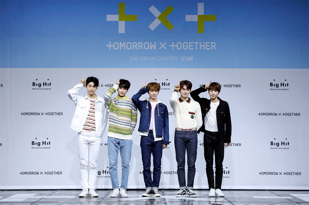 Tomorrow x Together: Cat & Dog - перевод песни